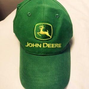 Classic Green John Deere hat